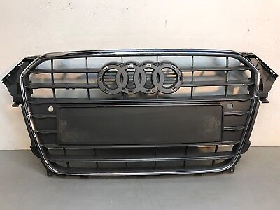 Audi A4 2013 To 2015 Genuine Front Grill