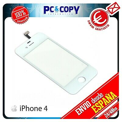 R200 Pantalla Tactil Para Iphone 4 4G 4S Digitalizador Touch Screen Blanco A++