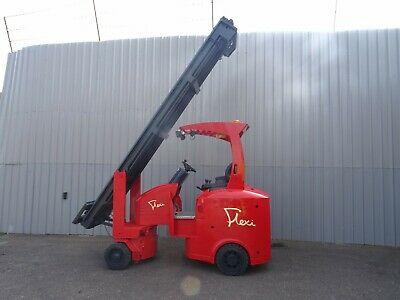 FLEXI G4ac. 2000Kg. USED ARTICULATED ELECTRIC FORKLIFT TRUCK. (#2361)
