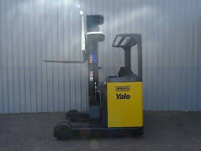 Yale Mr20. Used Reach Forklift Truck. (#2377)