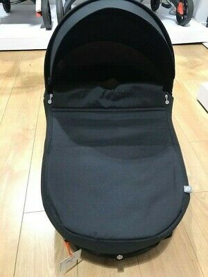 Stokke Carrycot - Black *WAS £269.99* *NOW £99.99* *£170.00*