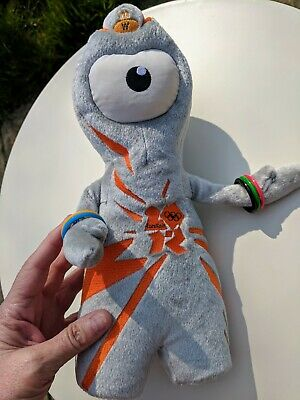 London 2012 London Olympics Mandeville Cuddly Collectable With Tags Terrific Value