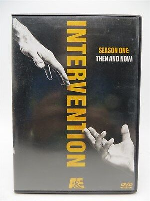 Intervention - Season One: Then and Now (DVD, 2008)