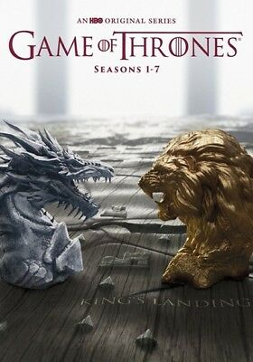 Game of Thrones: Seasons 1-7 (DVD,2017)