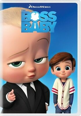 The Boss Baby (DVD,2017)