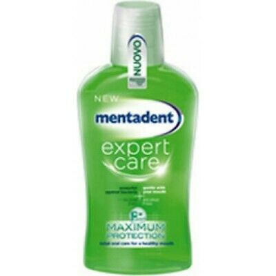 MENTADENT collutorio maximum protection 500 ml