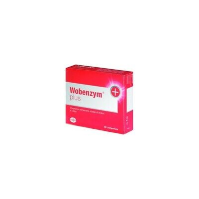 NAMED Wobenzym Plus - integratore alimentare antinfiammatorio 60 compresse