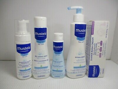 5 Mustela Bebe Baby Products Normal Skin As Shown Exp: 8/20+ Jl 8883