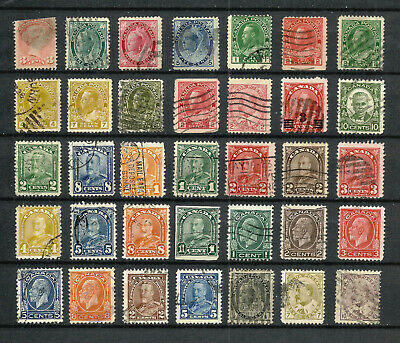 Canada Stamps Used #FZ1665
