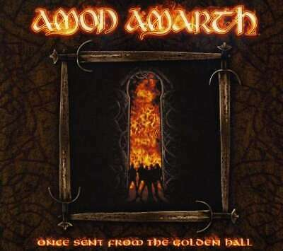 Once Sent From The Golden Hall - Amon Amarth CD METAL BLADE RECORDS