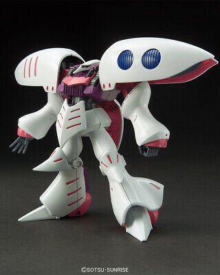 AMX-004 Qubeley GUNPLA HGUC High Grade 1/144 Z Gundam [REVIVE] BANDAI