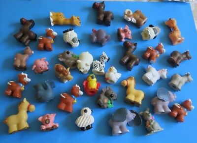 FISHER PRICE ~ LITTLE PEOPLE ~ ANIMALS ~ YOU CHOOSE ~ 1 or ALL ~ 1+ SHIP