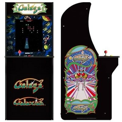 Arcade1Up Galaga Machine 4Ft *Distressed Packaging