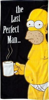 The Simpsons Strandtuch The Last Perfect Man , Stück