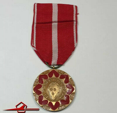 Polish VOLKSPARTEI Republic. Ludwik Waryński Medal Polen And The Sozialismus Of
