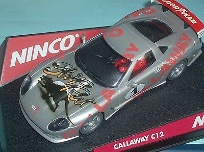 Ninco 50222 Callaway C12 Nr.1 in Original-Box