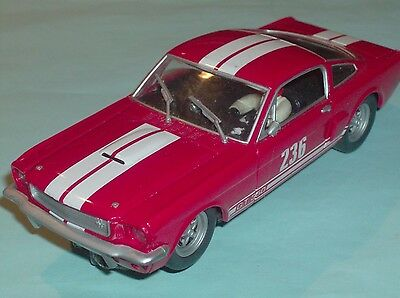 "Carrera Evolution 25713 Ford Mustang GT 350 ""Historic Racer"" Nr. 236"
