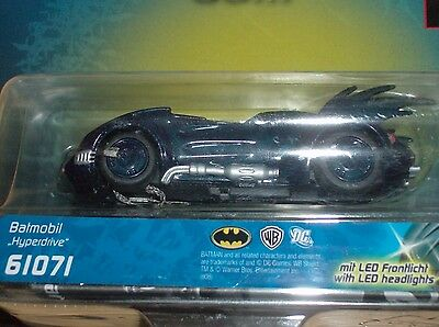 Carrera Go 61071 Batmobil Hyperdrive in OVP