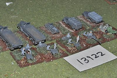 10MM WW2 / german - artillery world war 2 - art (13922)