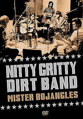 NITTY GRITTY DIRT BAND New Sealed 2019 LIVE 1970s PERFORMANCES DVD