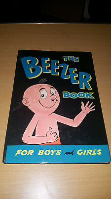 The Beezer Book For Boys and Girls 1960