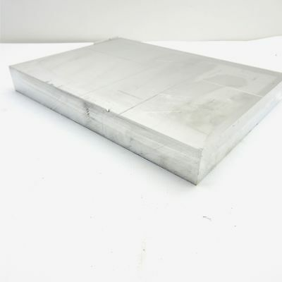 "1.75/"" thick 1 3//4  Aluminum 6061 PLATE  6.625/"" x 11/"" Long  sku 122271"