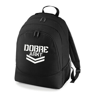 Dobre Army Backpack Bag Rucksack Great For School Youtube Twins Lucas Marcus