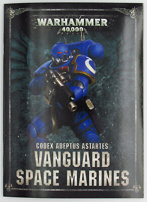 Codex Vanguard Space Marines (Deutsch) Schattenspeer Shadowspear Warhammer 40k