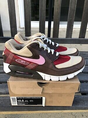 new style 302f6 f331a DQM x Nike Air Max 90 Current Huarache BACON 10.5 375576 261 DAVE S QUALITY  MEAT