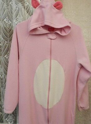 ( Ref 1564 ) Primark - Size 13 Years - Girls Light Pink  All In One / Pyjamas