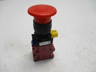 Idec Hw-Cb22 Red Mushroom Pushbutton  * New No Box *