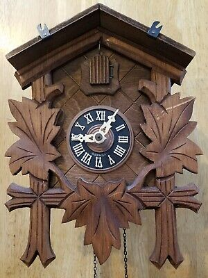 A. Schneider & Sohne Black Forest Cuckoo Clock -works-