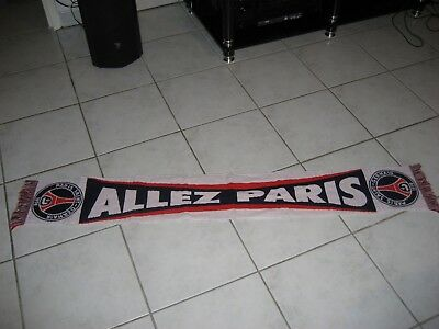 982be149c1b Echarpe Paris Saint Germain Allez Paris