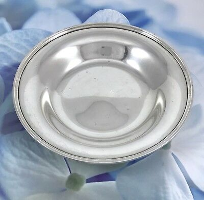 S Kirk & Son Sterling Silver Bowl Plate Dish