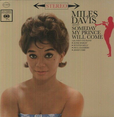 Miles Davis Someday My Prince Will Come MOV reissue 180gm vinyl LP NEW/SEALED