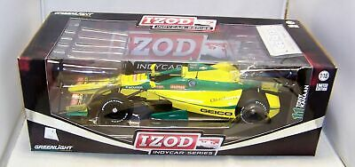 1:18 Greenlight Indycar 2012 #11 Tony Kanaan Geico Dallara 10923 Nib