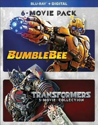 Bumblebee / Transformers: 6-Movie Collection (DVD,2019)