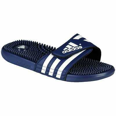 42796165e adidas Adissage Slide Men s New Navy White 78261