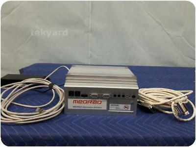 Medrad 3032686 Embedded Pc Ct Injector @ (208243)