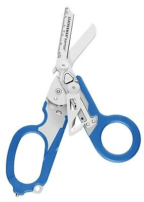 Leatherman RAPTOR Medical Shears with emergency tools NEW BLUE