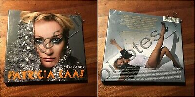 H01 PATRICIA KAAS Greatest hits 2cd Digipack RUSSIAN Sony Bmg 2009 Sealed