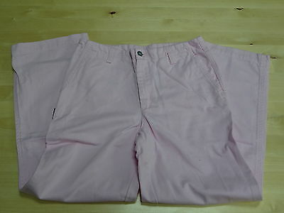 Crew Clothing Girls Trousers Size XL (Approx 12-13) Washed - Never Worn - Pink