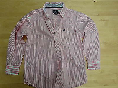 Crew Clothing Oxford Shirt Age 9-10 - Worn Once