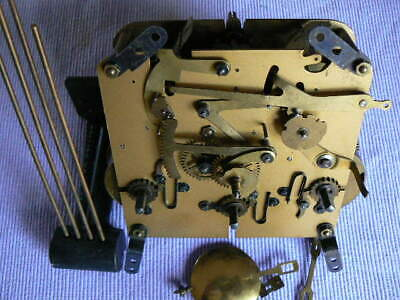 English Clock 3 train Westminster chime Movement