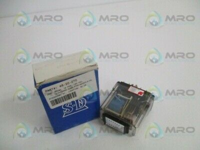 Struthers-Dunn 219Xbxplm Relay 120Vac *New In Box*