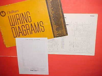 1960 1961 1962 1963 1964 1965 Ford Custom 300 Galaxie Sunliner Wiring Diagrams
