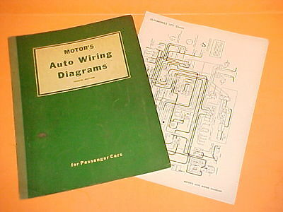 1957 1958 1959 1960 oldsmobile super dynamic 88 98 starfire wiring diagrams