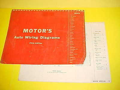 1961 1962 1963 1964 buick special deluxe skylark sport coupe wiring diagrams