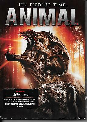 Animal 2015 Unrated DVD Great Horror Movie Watched Only Once