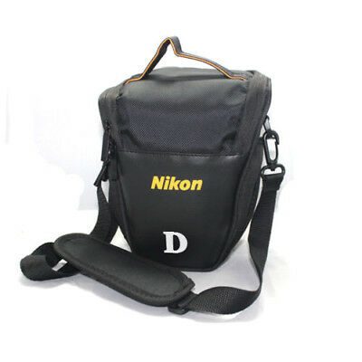 Camera Bag Waterproof Shoulder Case Compatible Canan Sony Nikon DSLR EOS UK